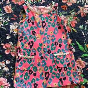 Little Girl's Lilly Pulitzer Shift